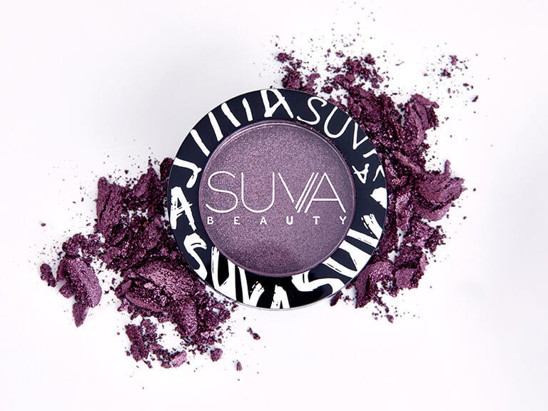 SUVA Beauty Shimmer Eyeshadow BBQ Mini