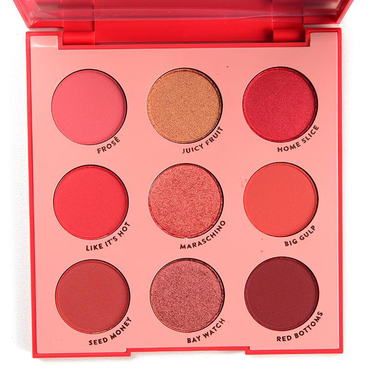 Colourpop Eyeshadow Palette Main Squeeze