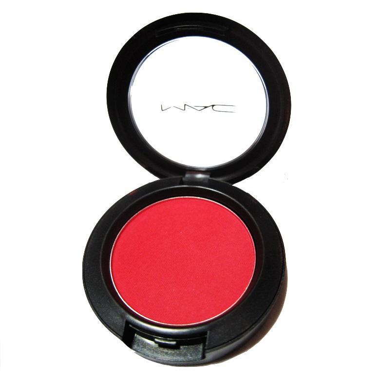 MAC Powder Blush Frankly Scarlet