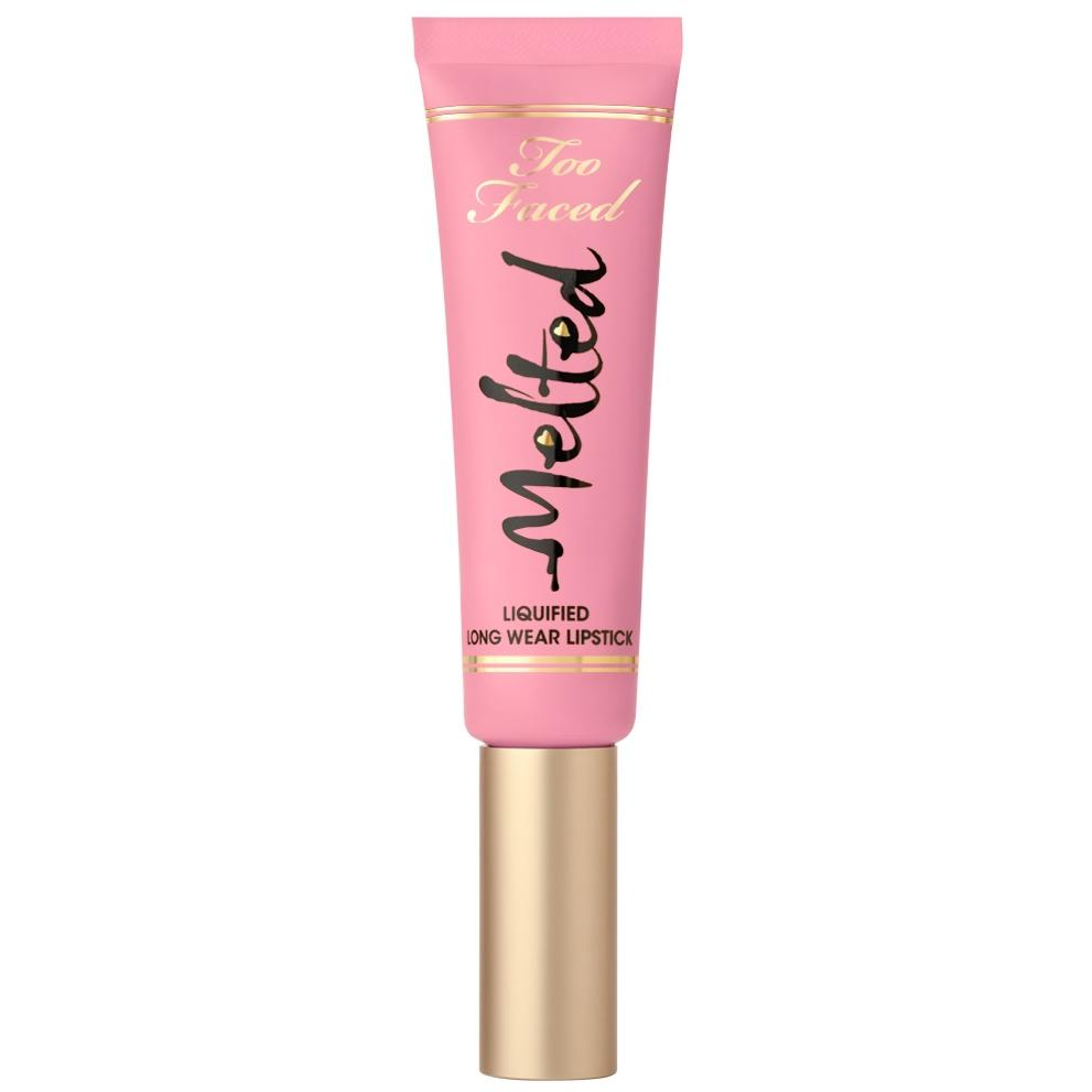 Too Faced Liquified Long Wear Lipstick Melted Peony