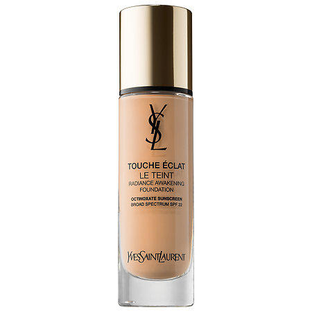 YSL Touche Eclat Le Teint Foundation Cool Ivory BR20