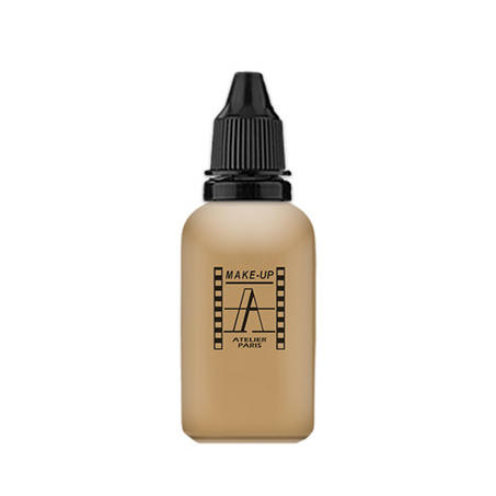 Makeup Atelier Paris High Definition Foundation Gilded Ocher AIR6O