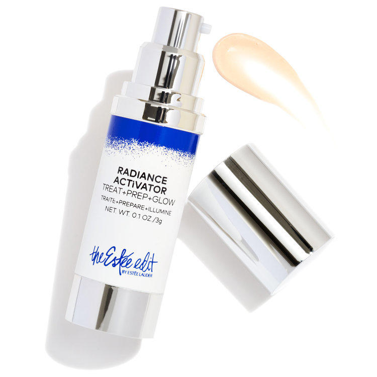 The Estee Edit Radiance Activator Treat+Prep+Glow