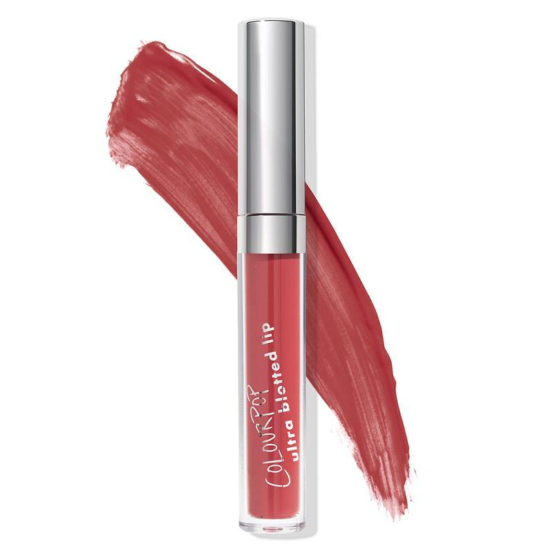 ColourPop Ultra Blotted Lip Cypress Chill
