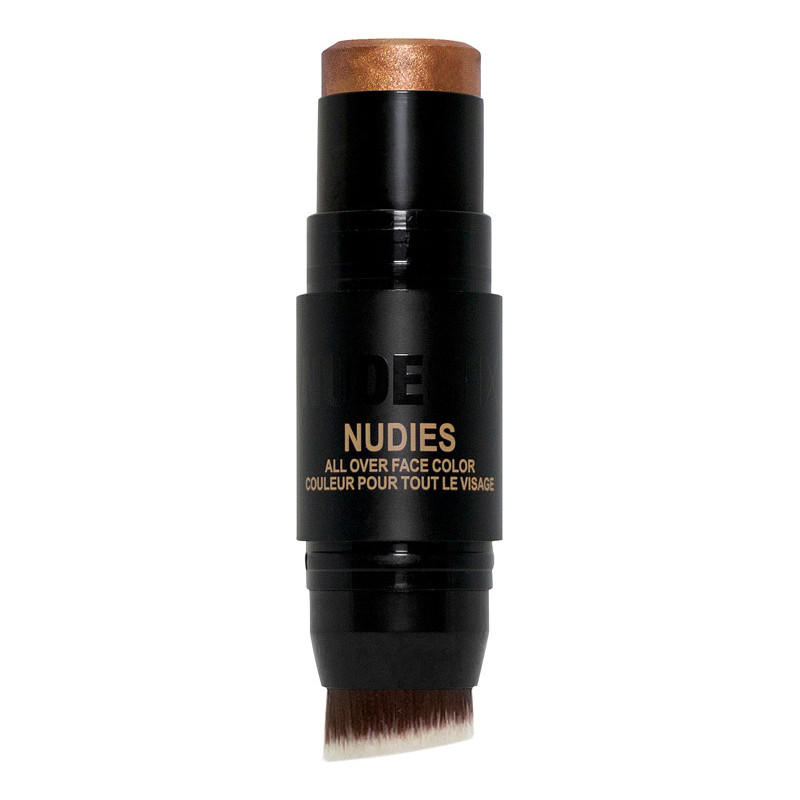 Nudestix Nudies All Over Face Color Bronze + Glow Brown Sugar, Baby