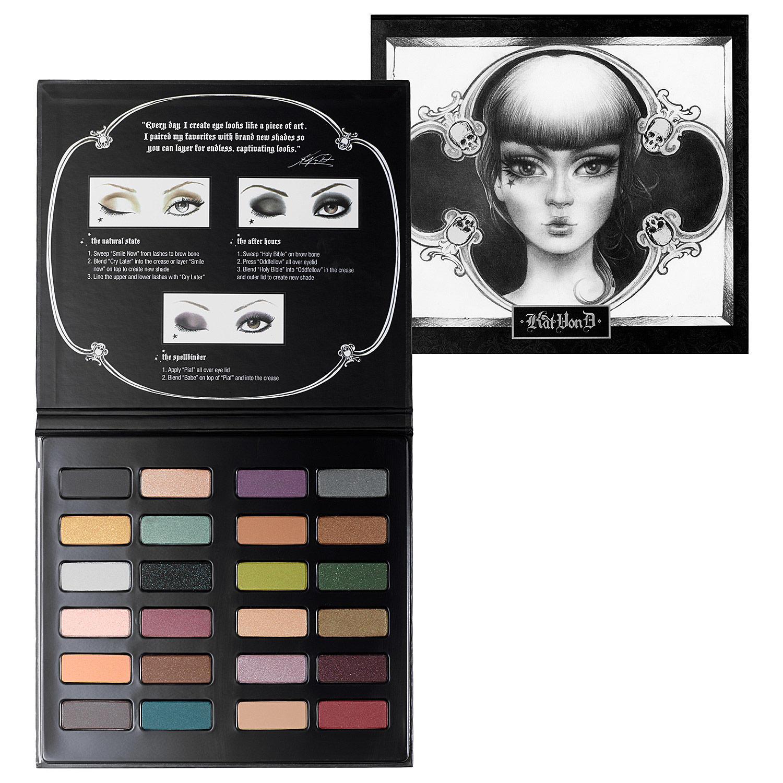 Kat Von D Spellbinding Eyeshadow Book Palette