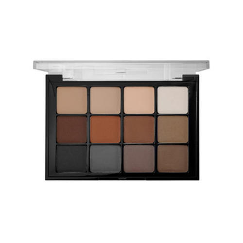 Viseart Eyeshadow Palette Neutral Matte 01