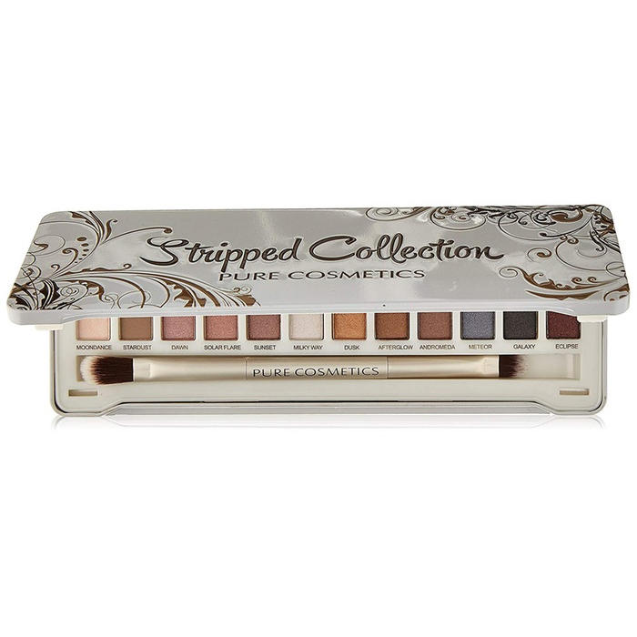 Pure Cosmetics Stripped Collection Eyeshadow Palette