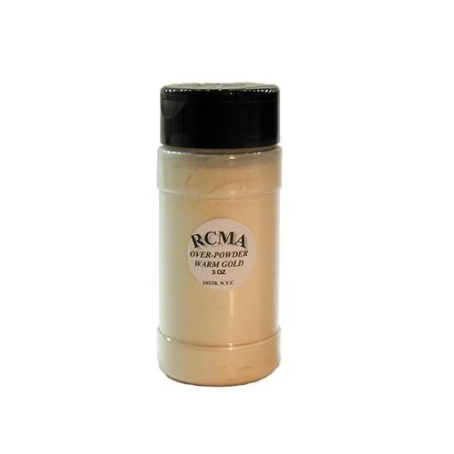 RCMA Over-Powder Warm Gold 3oz