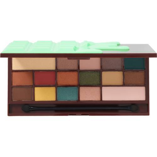 Revolution Mint Chocolate Eyeshadow Palette