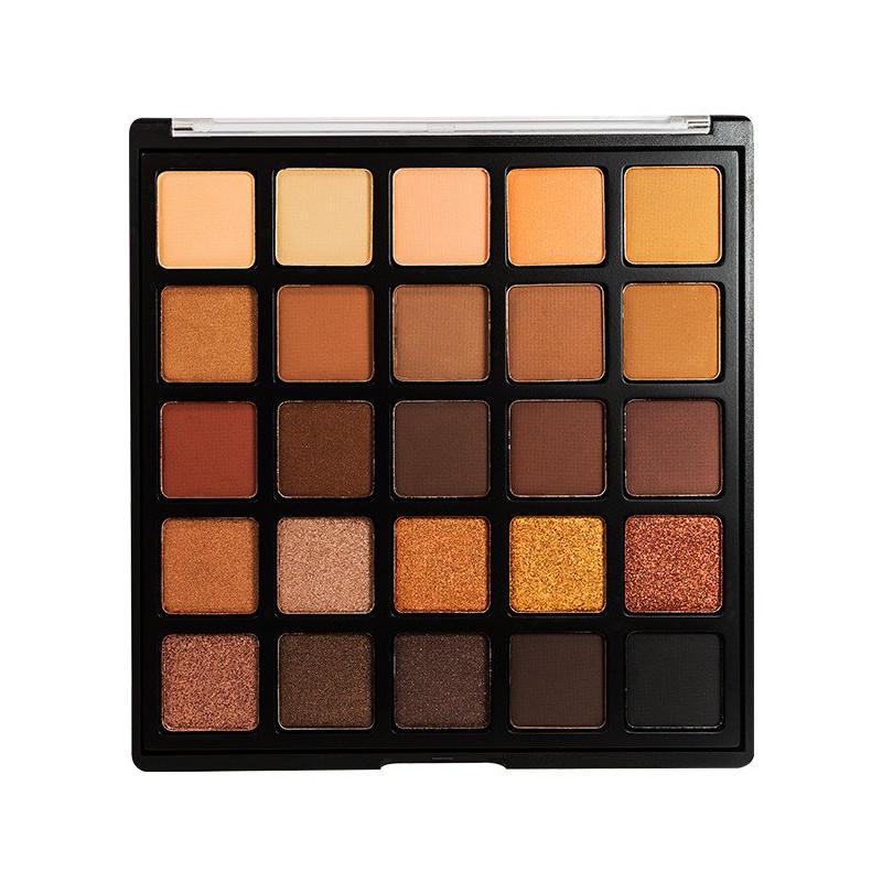 Morphe Eyeshadow Palette Copper Spice 25A