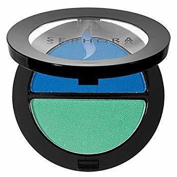 Sephora Colorful Duo Eyeshadow Tropical Blue 09