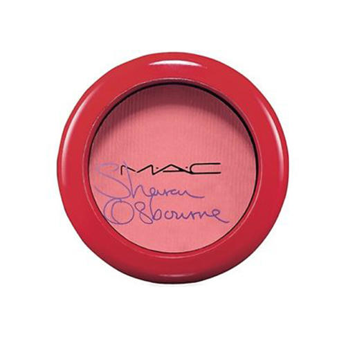 MAC Blush Sharon Osbourne Collection Peaches & Cream