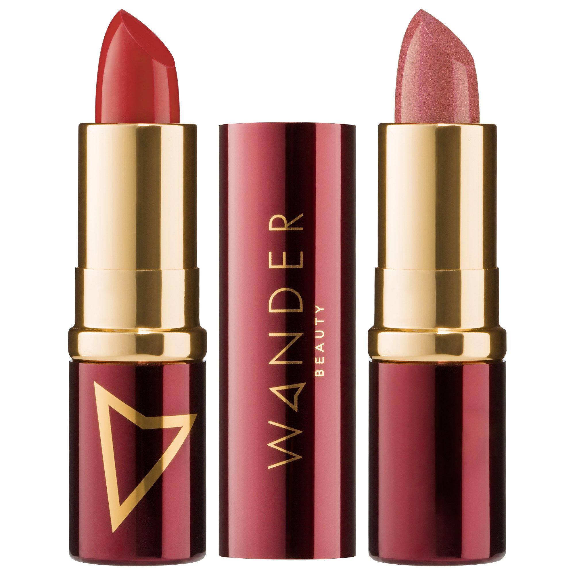 Wander Beauty Wanderout Dual Lipsticks Wanderberry / Barely There