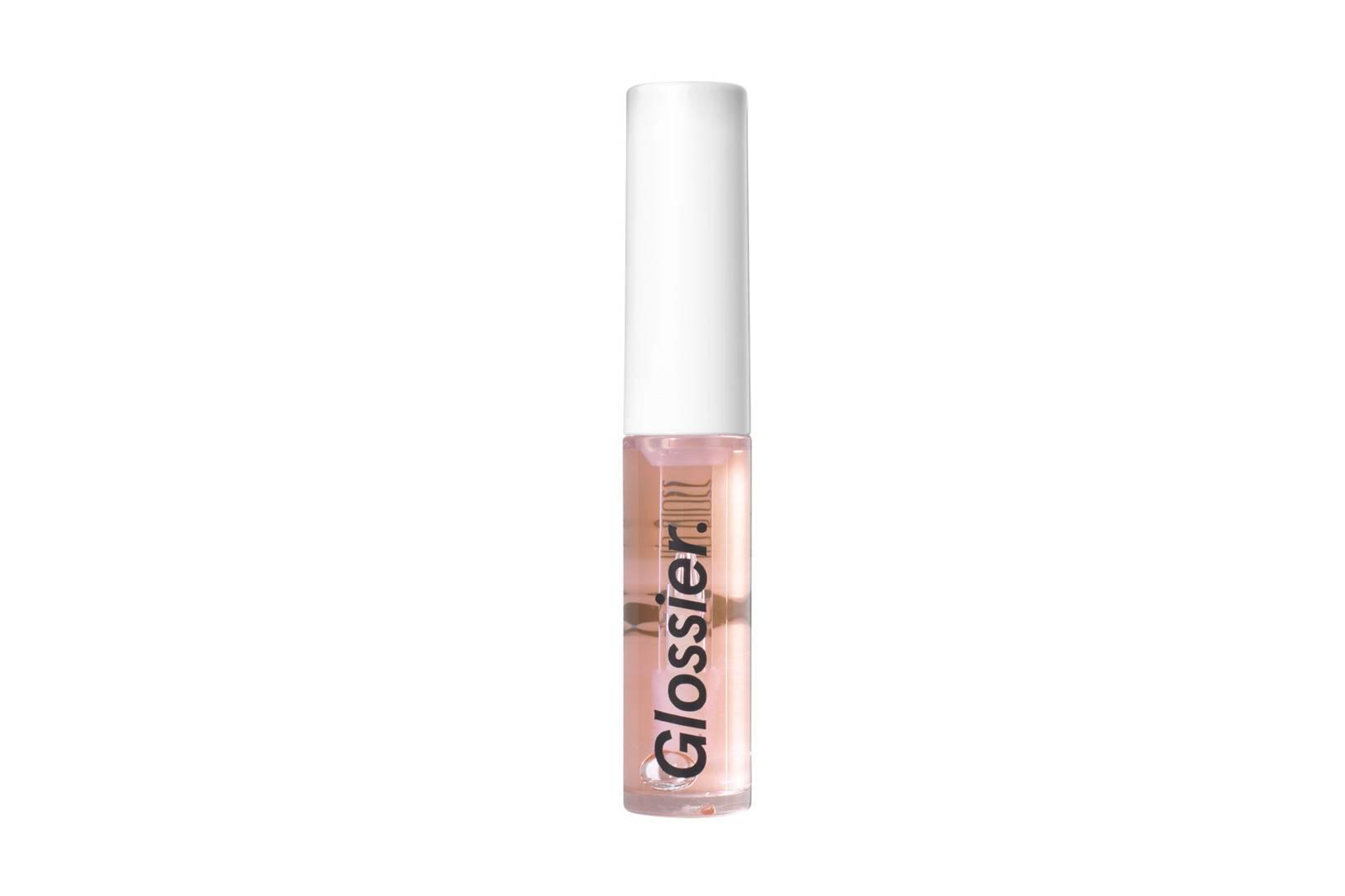 Glossier Lip Gloss Clear Transparent