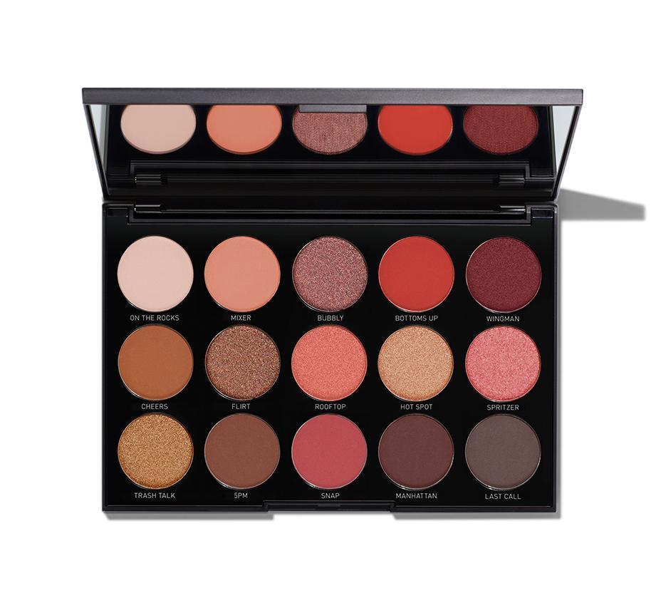 Morphe Eyeshadow Palette 15h