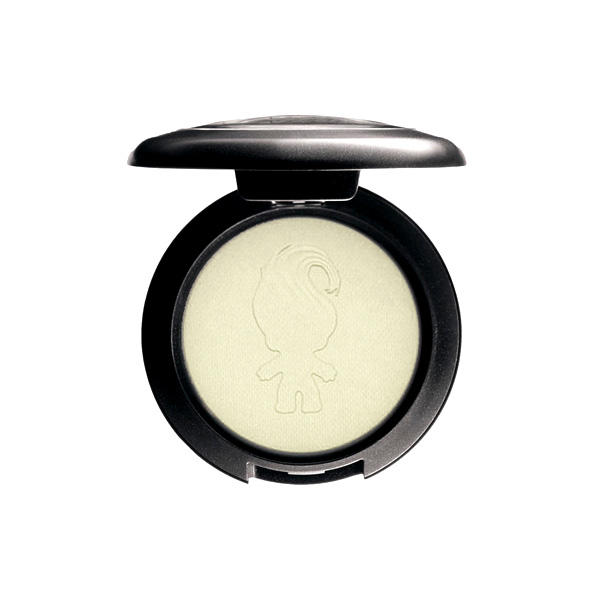 MAC Eyeshadow Silly Vanilly Good Luck Trolls Collection (Black Case)