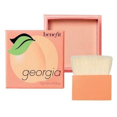 Benefit Georgia Peachy Face Powder Visage