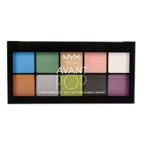 NYX Avant Pop Art Throb Eyesadow Palette