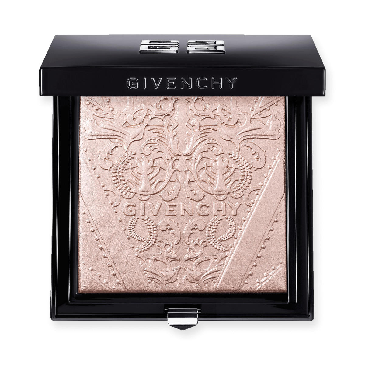 Givenchy Teint Couture Shimmer Powder Shimmery Pink 01