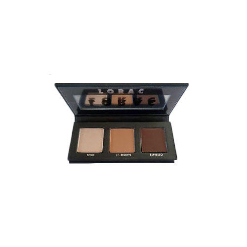 LORAC Pocket Pro Face Palette Beige / Lt. Brown / Espresso