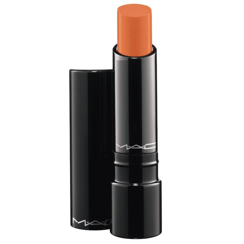 MAC Sheen Supreme Sheer Lipstick Seasonally Supreme Collection Mandarin
