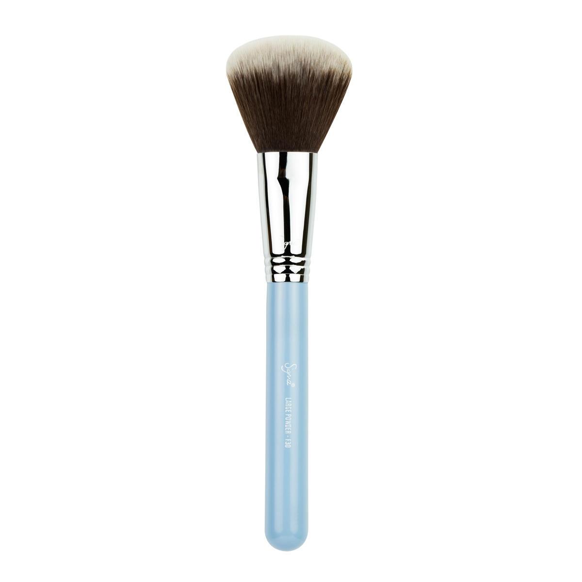 Sigma Large Powder Face Brush F30 Light Blue
