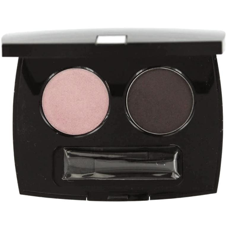 Lancome Color Design Eye Shadow Duo Sparkling Plum