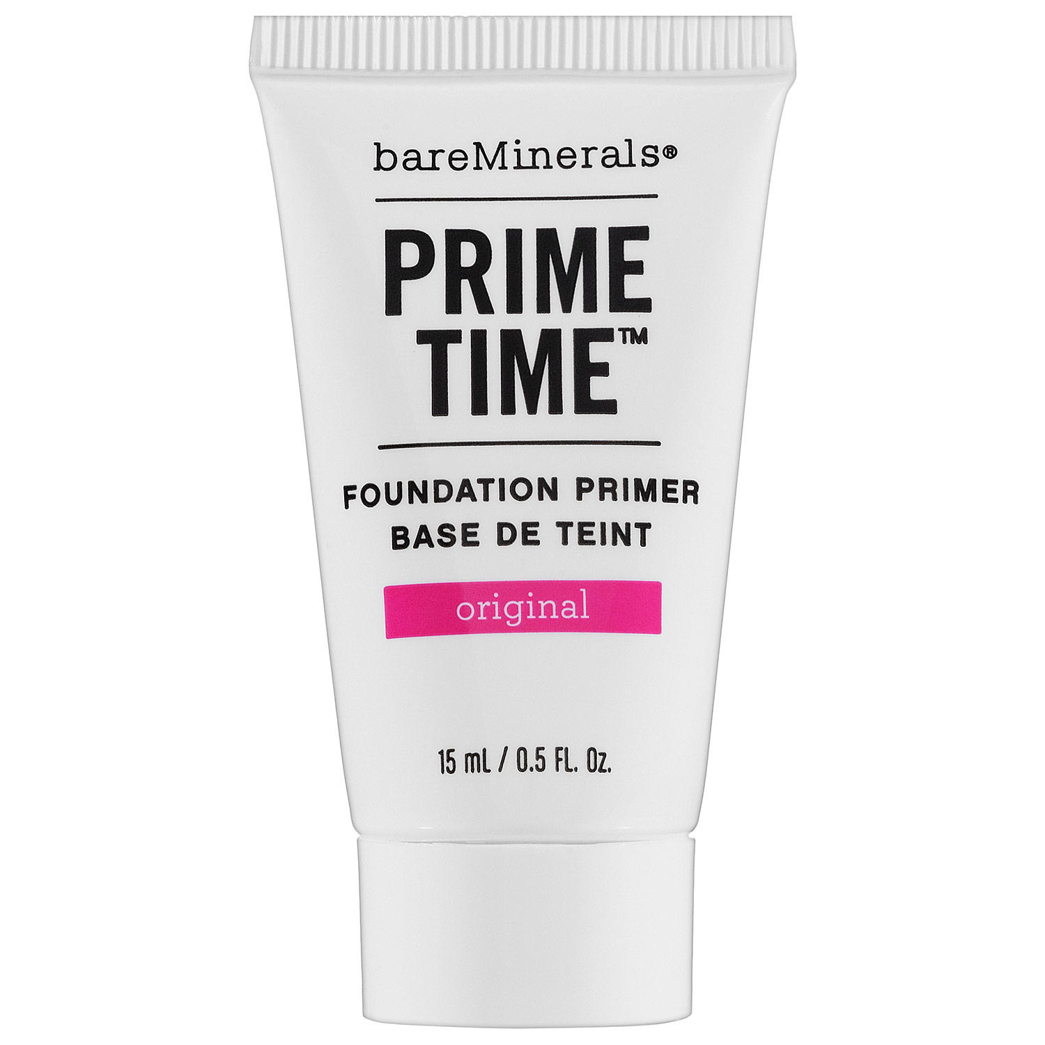 bareminerals prime time before and after. bareminerals prime time foundation primer original mini 15ml bareminerals before and after d