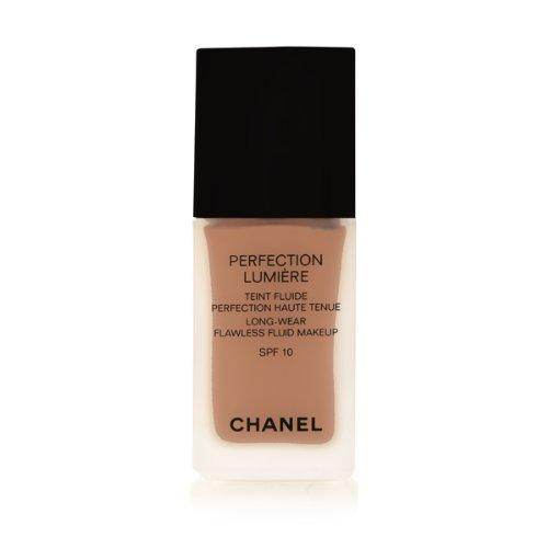 Chanel Perfection Lumiere Flawless Fluid Foundation Ambre 104