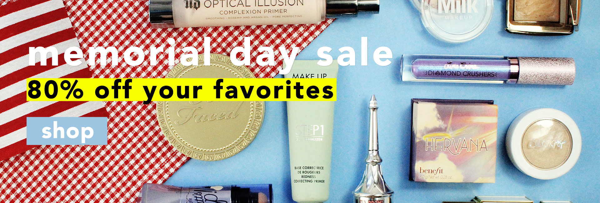 Shop your favorite brands, up to 80% off!