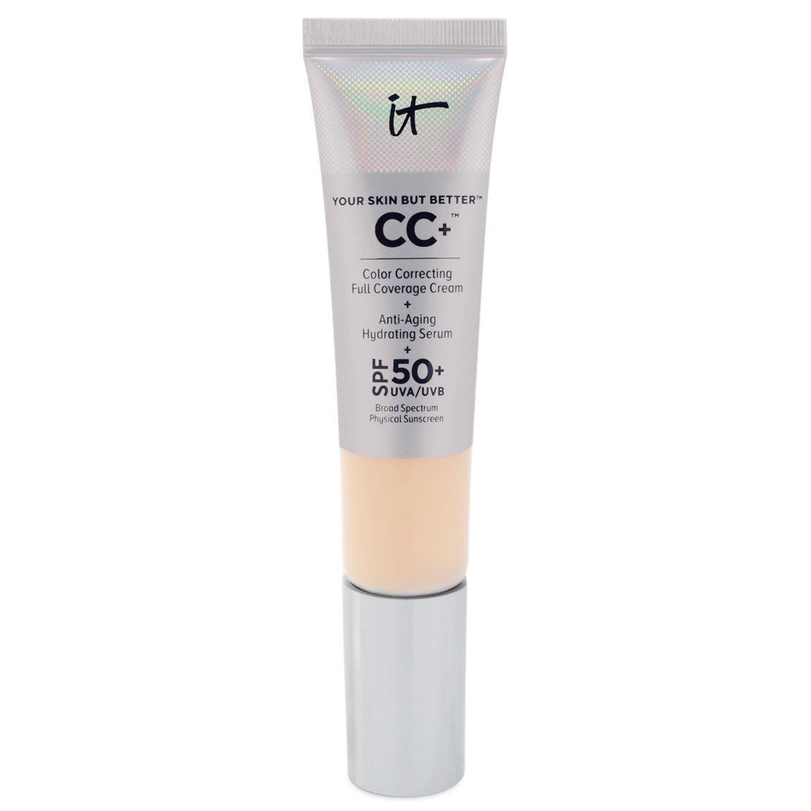 IT Cosmetics CC+ Color Correcting Full Coverage Cream Fair Light 32ml