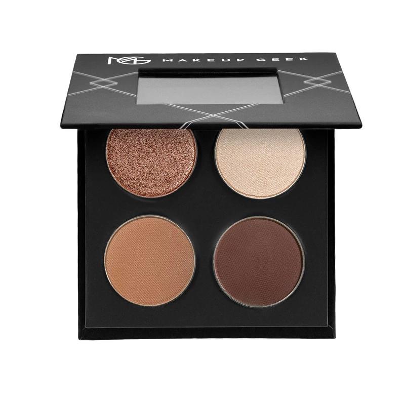 Makeup Geek Eyeshadow Palette Infatuation