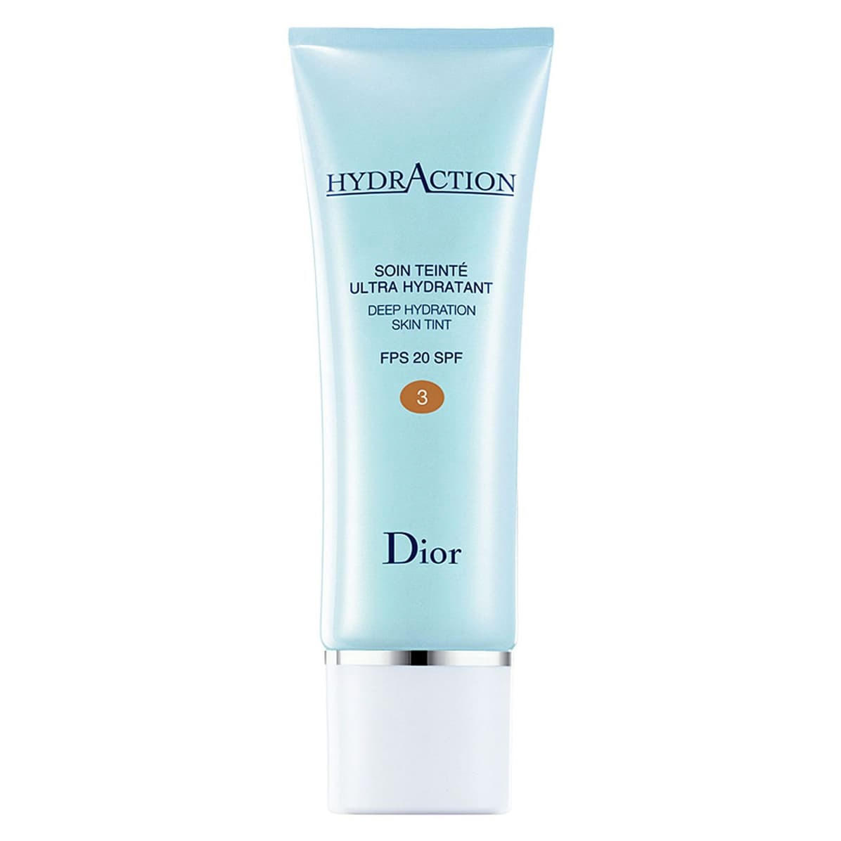 Dior HydrAction SPF20 Deep Hydrating Skin Tint 3