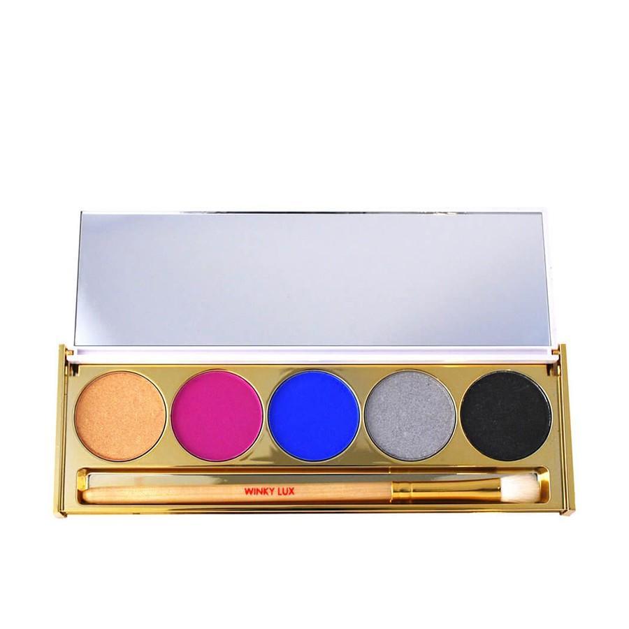 Winky Lux Customeyes Eyeshadow Palette Galaxy