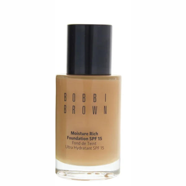Bobbi Brown Moisture Rich Foundation SPF15 Honey 5
