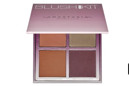 Anastasia Blush Kit Gradient