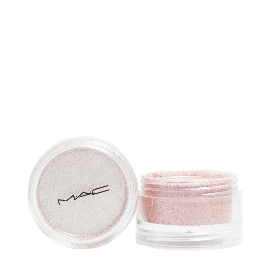 MAC Crushed Metallic Pigment Star Crystal & Rose Light