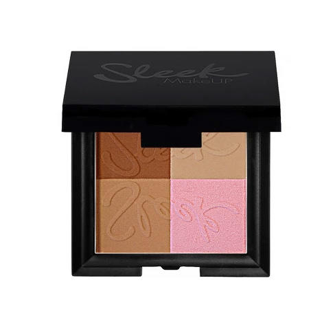 Sleek MakeUP Bronze Block Light 100