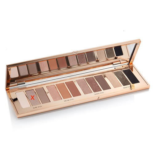 Charlotte Tilbury Instant Eye Palette (without 1 color)