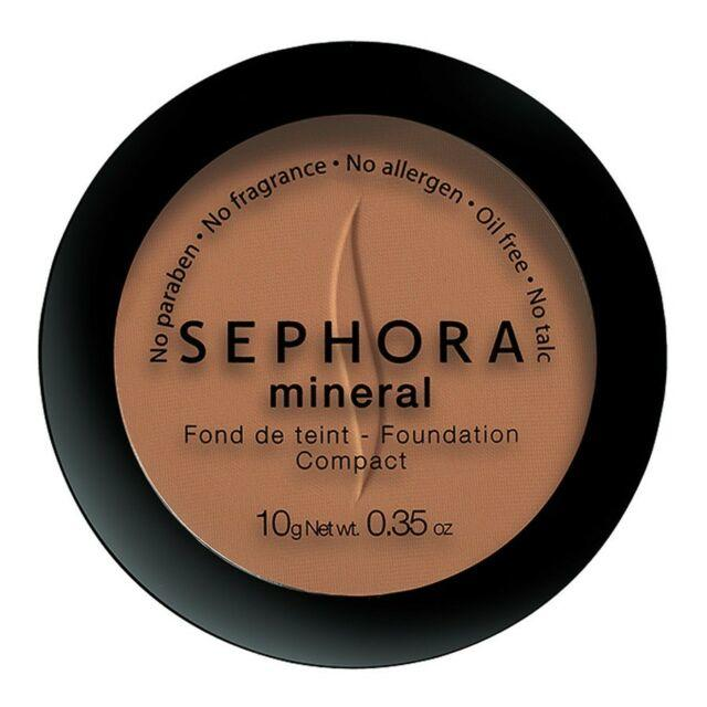 Sephora Compact Powder Foundation Tan 39