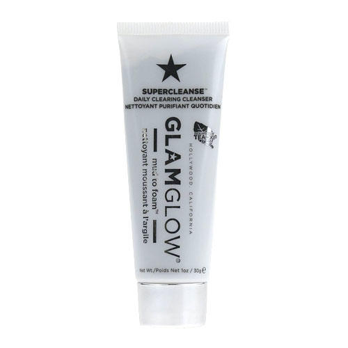 GLAMGLOW Supercleanse Daily Clearing Cleanser Mud To Foam 30g