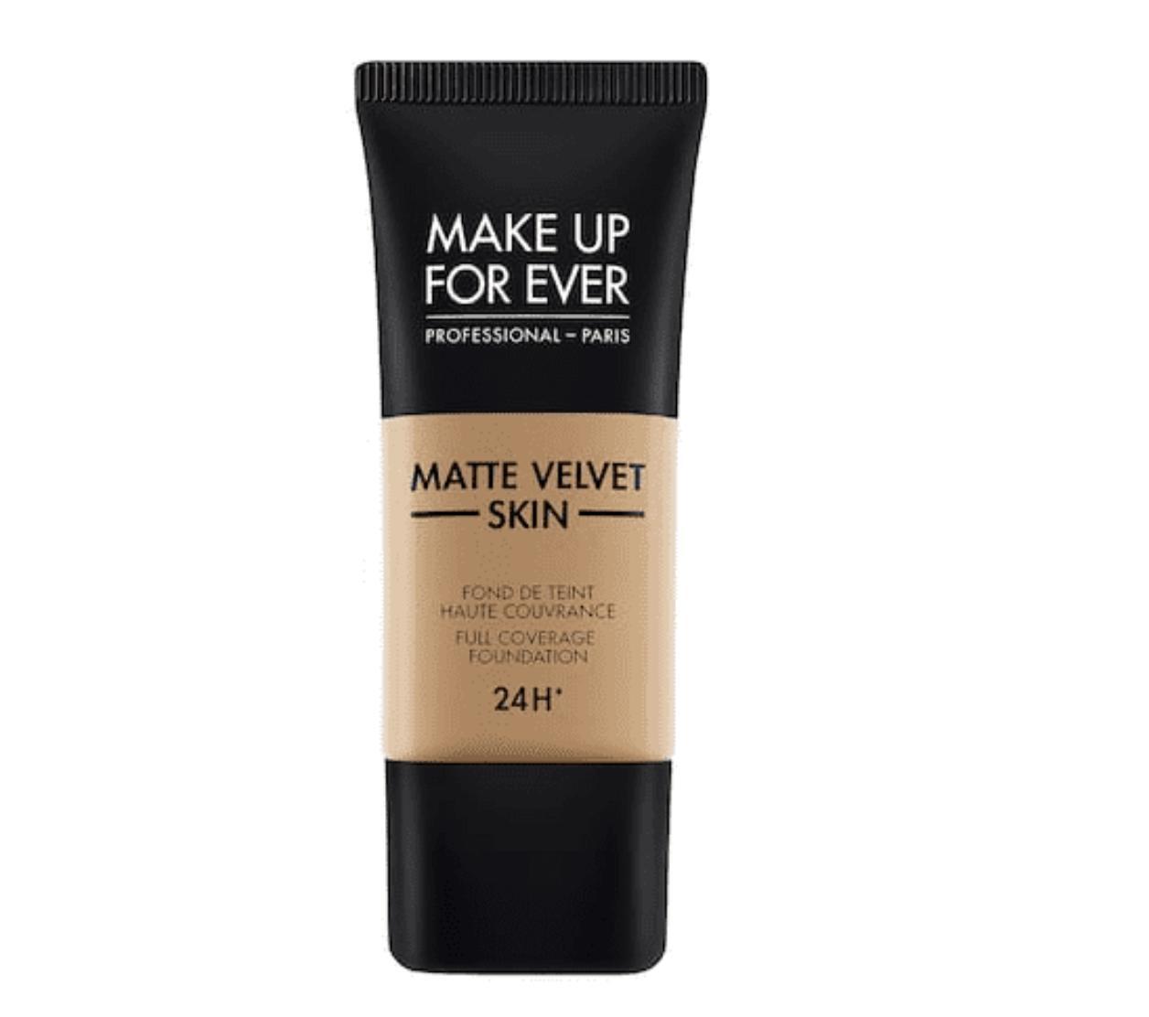 Makeup Forever Matte Velvet Skin Foundation Amber Y445