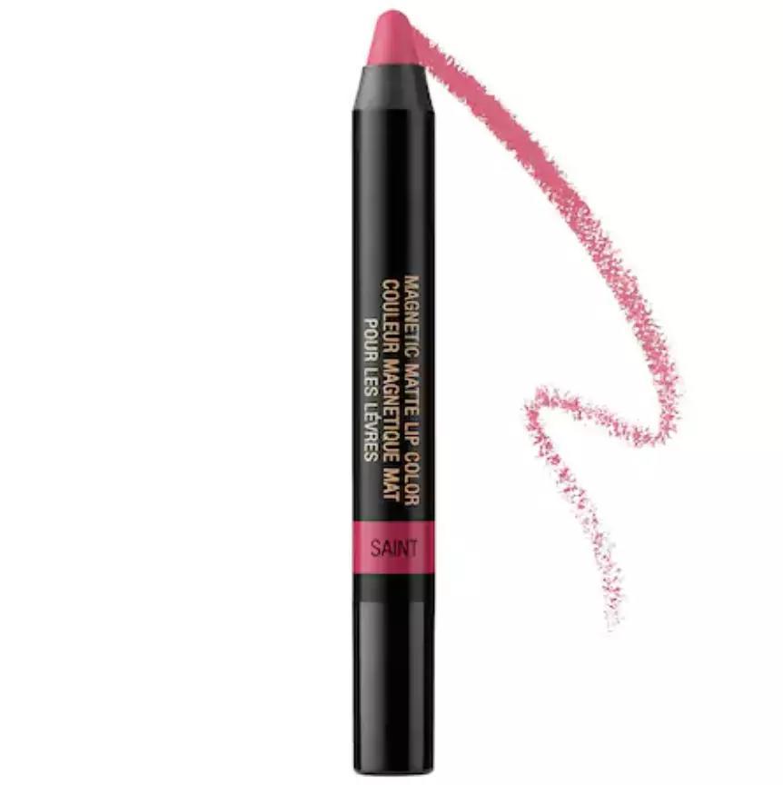 NUDESTIX Magnetic Matte Lip Color Saint