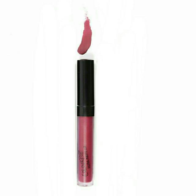 ColourPop Ultra Matte Lip Play Date