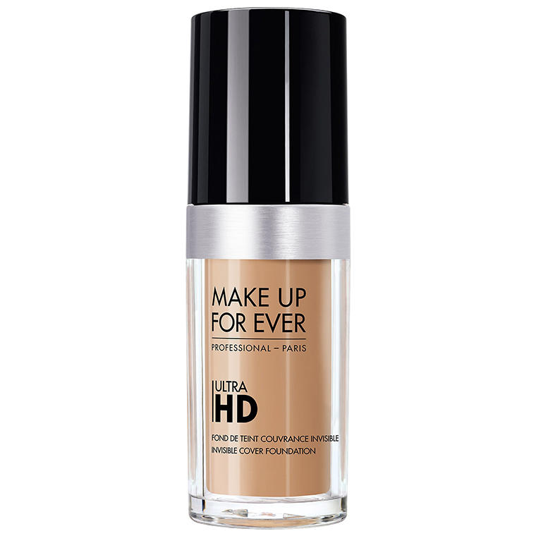 Makeup Forever Ultra HD Foundation Invisible Cover Foundation Y412