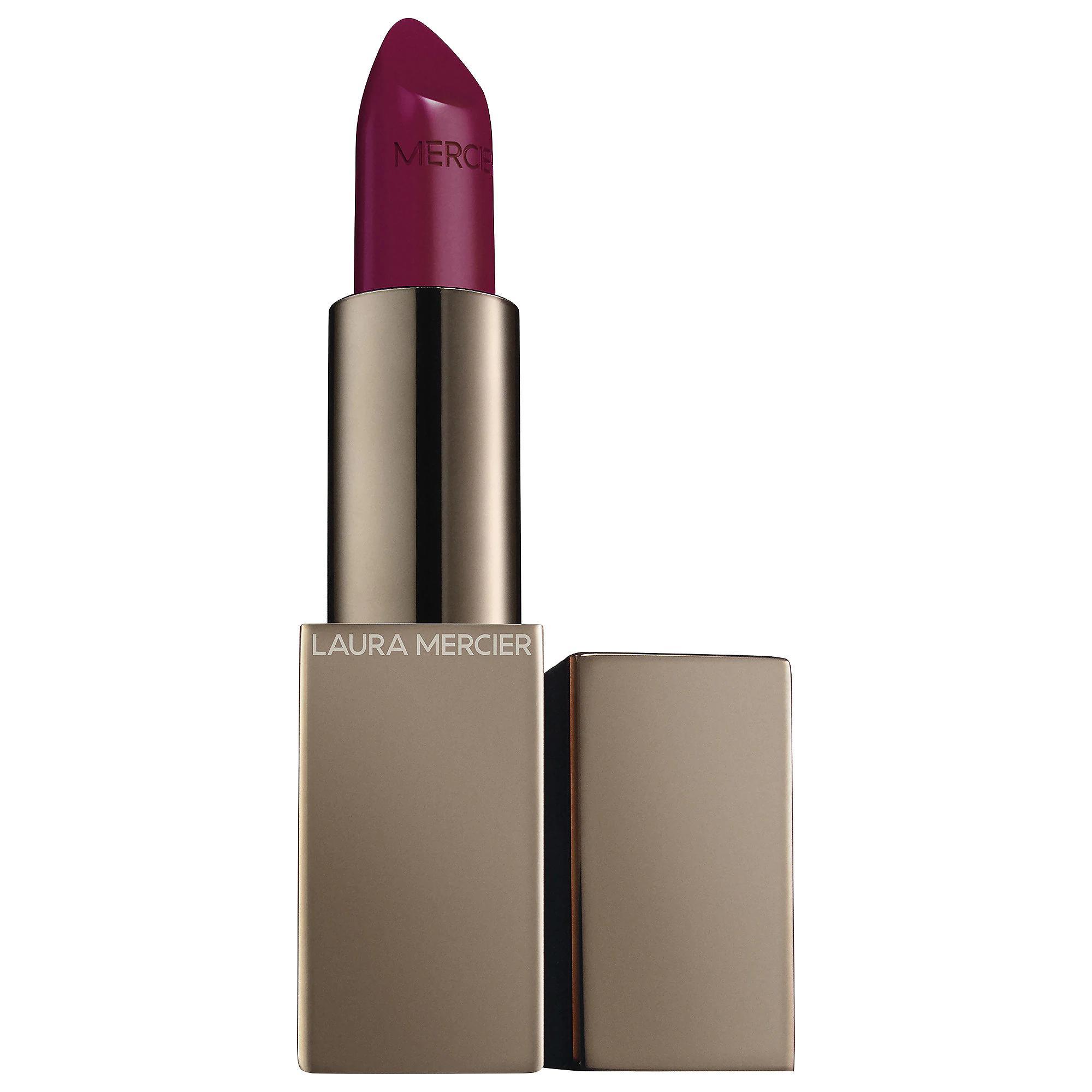 Laura Mercier Rouge Essentiel Silky Crème Lipstick Plum Sublime