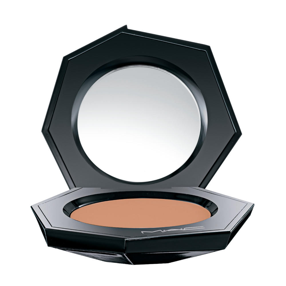 MAC Sheer Mystery Powder Dark Secret