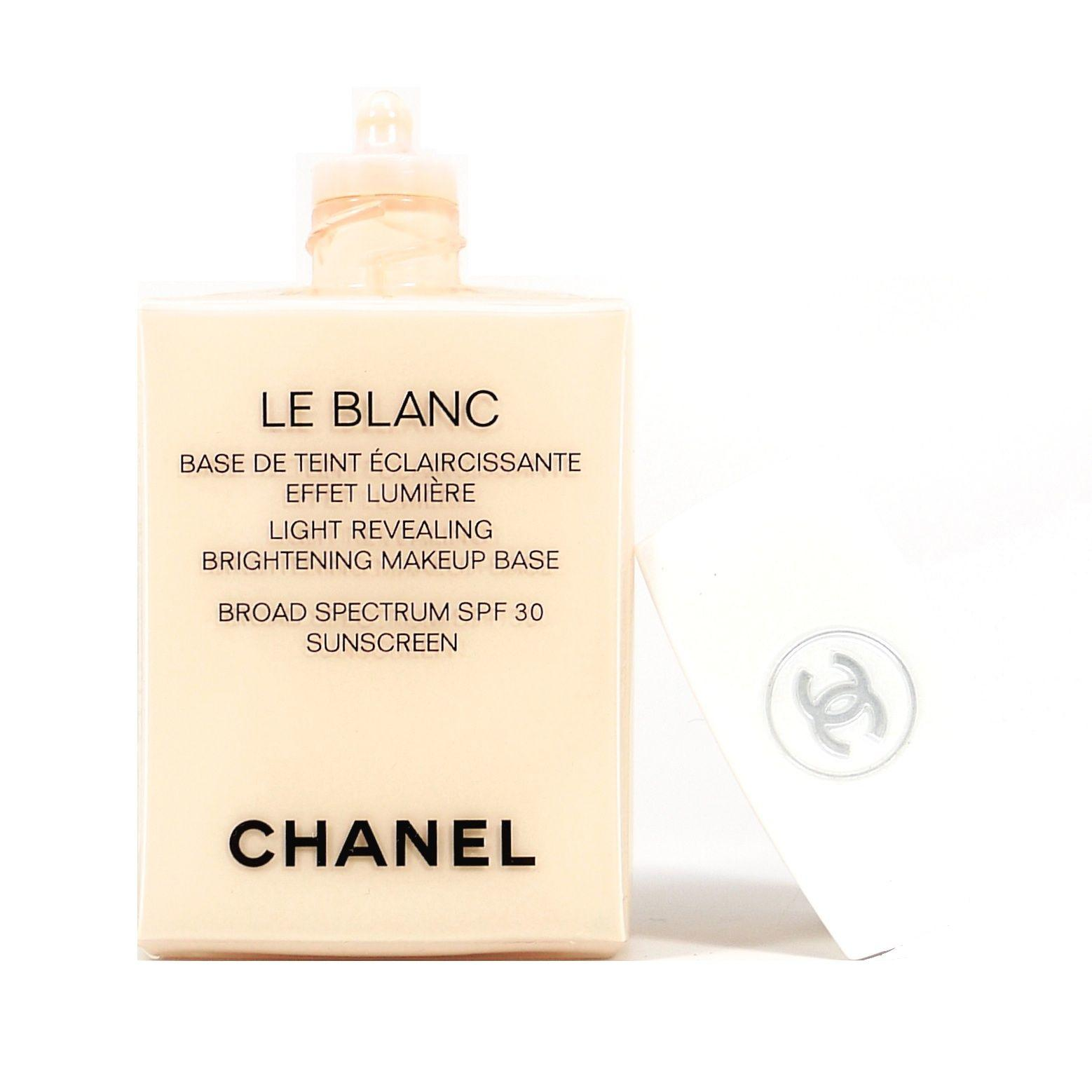 Chanel Le Blanc Brightening Makeup Base Rose 10  0 2a9b159dc413