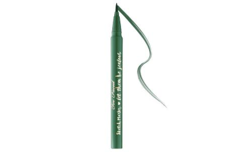 Too Faced Sketch Marker Liquid Art Eyeliner Smokey Emerald